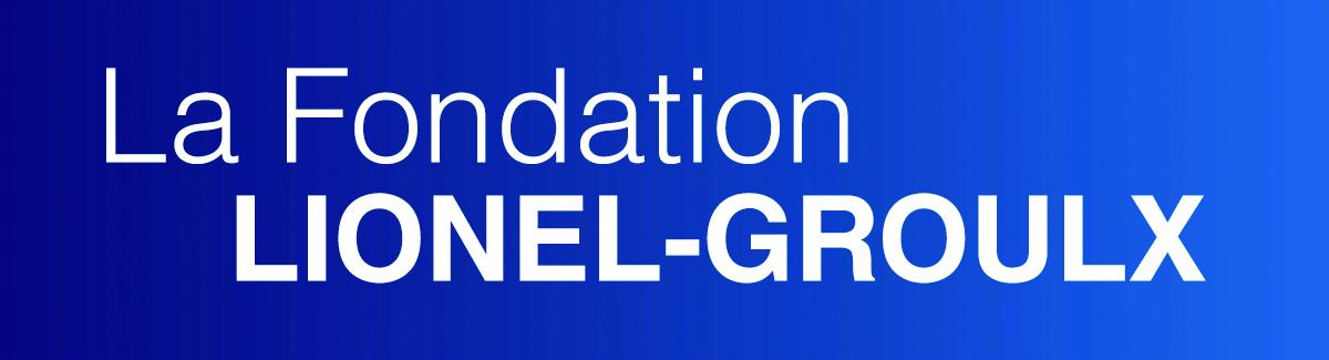 Logo de la Fondation Lionel-Groulx